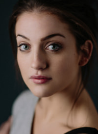 Photo of voiceover artist India Mullen