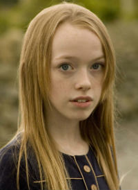 Photo of voiceover artist Amybeth McNulty