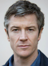 Photo of voiceover artist Barry Ward