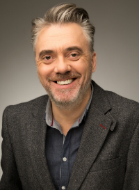 Photo of voiceover artist Paul McLoone