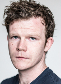 Photo of voiceover artist Seamus O'Hara