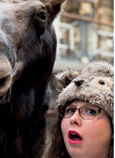 Photo of voiceover artist Alison Spittle