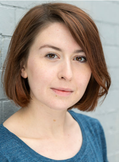 Photo of voiceover artist Niamh McAllister
