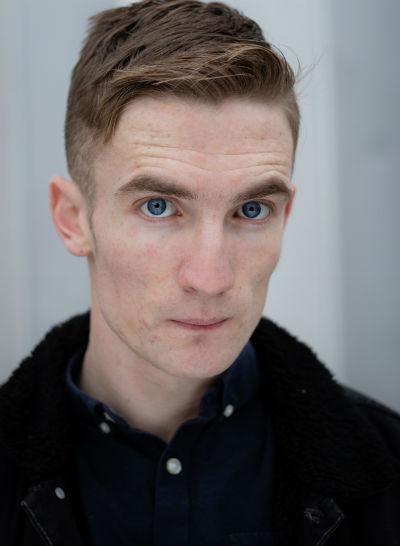 Photo of voiceover artist Tony Doyle