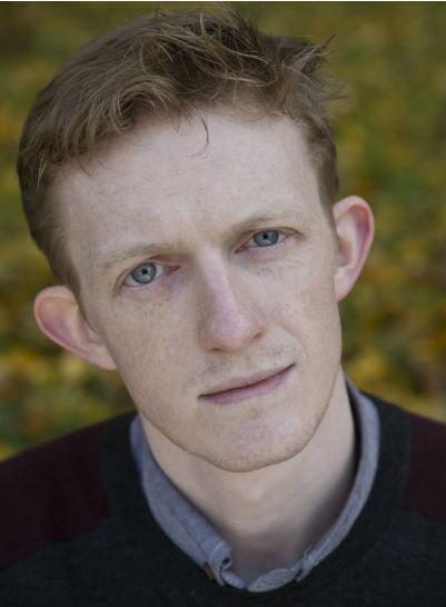 Photo of voiceover artist Stephen Colfer