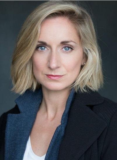 Photo of voiceover artist Gráinne Keenan