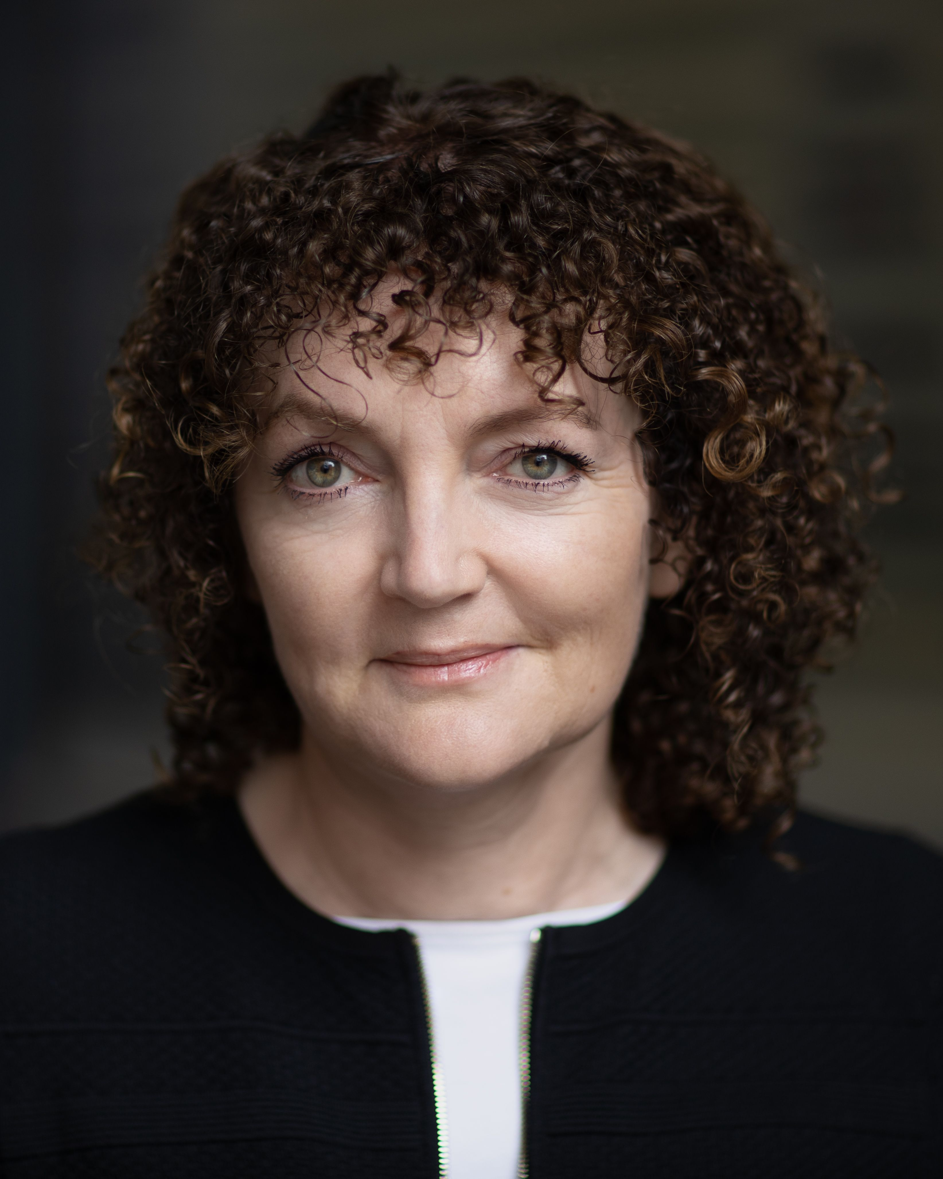 Photo of voiceover artist Aileen Downey