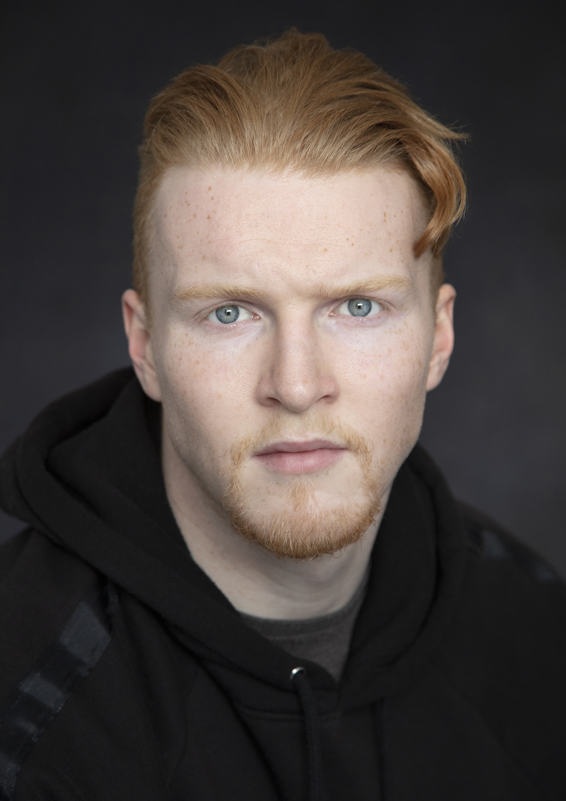 Photo of voiceover artist Cian Hoyne