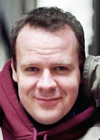 Photo of voiceover artist Neil Delamere