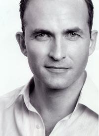 Photo of voiceover artist Stephen Hogan