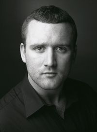 Photo of voiceover artist Rory Nolan
