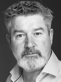 Photo of voiceover artist Denis Conway