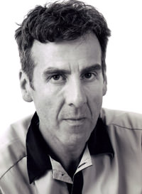 Photo of voiceover artist Mark Doherty