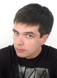 Photo of voiceover artist Chris Kent