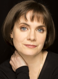 Photo of voiceover artist Alison McKenna