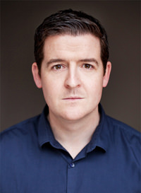 Photo of voiceover artist Aonghus Og McAnally