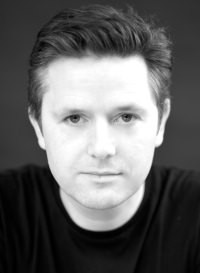 Photo of voiceover artist Luke Griffin