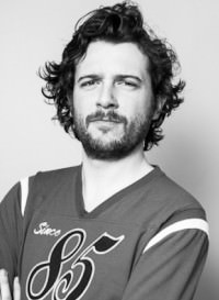 Photo of voiceover artist Kevin McGahern