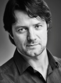 Photo of voiceover artist Padraic Delaney