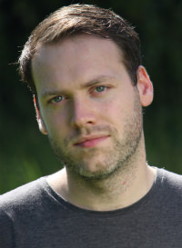 Photo of voiceover artist Rory Connolly